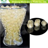 Golden Glitter Crystal Soil Water Beads Centrepieces Décorations de mariage