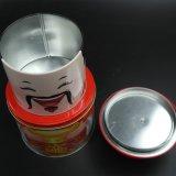 Oriental는 특색짓는다 운 주석 상자 또는 금속 사탕 상자 (I004-V1)를