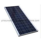 Panneau solaire polycristallin 100W pour la maison du système d'énergie solaire PV
