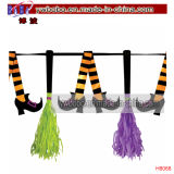 Halloween Decoration Glitter Spooky Sign Halloween Party Supply (H8070)