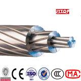 Kabel conducteur en aluminium sur le fil de l'acier trapézoïdal pris en charge le système ACSS/TW Table