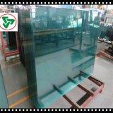 vidrio Tempered Polished 10m m plano de 6m m 8m m del vidrio de Yaohua
