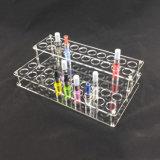 Présentoir acrylique Pop cosmétique, magasin de détail support acrylique