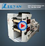 Flexo de automática máquina de impresión flexográfica de etiquetas de la impresora (máquina)