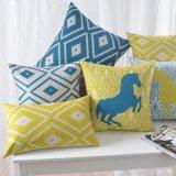 Plaza baratos ropa de algodón de 18X18 Almohada inserto para cama