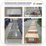 batería de almacenaje de 2V 3000ah para el sistema de batería solar 2V