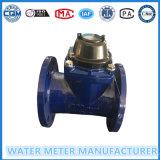 De grote Meter van het Water van Woltman van de Meter van het Water van het Kaliber Mechanische