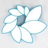 Moderne einfache Deckenleuchte der Eisen-Kunst-LED