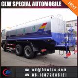 LHD 20t 22t de pulverización de agua de la calle carretilla Carretilla de saneamiento del depósito de agua
