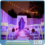 Preiswertes Rohr und drapieren Hintergrund-Rohr und drapieren für Hochzeit