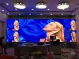 Aluguel de materiais superiores Display de tela LED interior