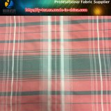 363t 폴리에스테 털실 염색된 직물, 모조 기억 장치 직물, Yarn-Dyed 피복