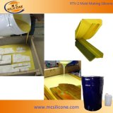 Gomma liquida del poliuretano del fornitore per la fabbricazione concreta della muffa