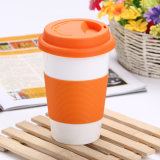 Sin BPA de Plástico PP Eco taza de café (BC-PC1003)