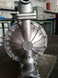 Насос из нержавеющей стали с вайтоновой/PTFE диафрагмы