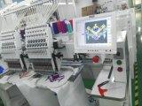 Машина вышивки 2 головок промышленная, машина вышивки крышки, тенниска и плоское цена Китая конструкций Tajima машины вышивки