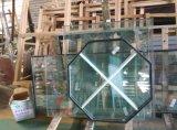 Окно PVC формы раковины специальное