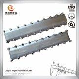 Peças para máquinas de construção de alumínio fundido e alumínio fundido