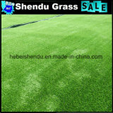 трава ландшафта 15mm с салатовым цветом