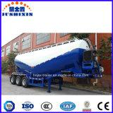 semi Aanhangwagen van de Tank van het Cement van het Poeder van de Compressor van de Motor 3axles 60ton de Bulk