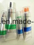 アクリルねじ帽子が付いている顔の洗剤のための装飾的な包装の管、