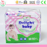 Tecido descartável do bebê da garantia de boa qualidade