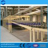 Planta de la tarjeta de yeso - tarjeta que hace la planta - cadena de producción grande - maquinaria de ultramar de la tarjeta