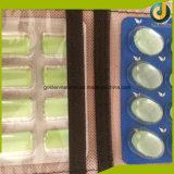 Film de PVC de pente médicale avec l'approvisionnement de Jincai de certificat de GV
