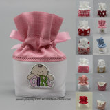 Wedding Party Drawstring Sack Favor Bijoux Bijoux Candy Gift Bags