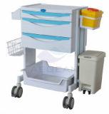 AG-Mt014 ABS het Nieuwe Materiële Medische Karretje van het Ziekenhuis