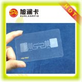 PVC anti-collision Smart Card blanc avec le prix concurrentiel
