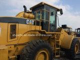 Caricatore a ruote 966g usato del gatto (caricatore 966 del trattore a cingoli 950 dell'usato)