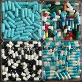 Pílulas de perda de peso OEM em cores diferentes
