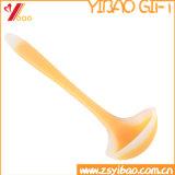 Cuchara de sopa caliente del silicio de la cuchara del silicio de Grage del capricho de la venta