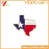 Goupille de métal en émail dur personnalisé pour les cadeaux d'affaires (YB-LY-B-10)