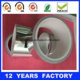 cinta da alta temperatura del papel de aluminio 65mic