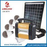 Tendas de iluminação de iluminação solar multifuncional Solar Iluminação de acampamento solar