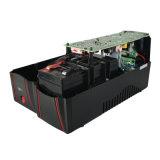 DC portátiles UPS 9V 12V DC 15V 24V Poe con 12V 7Ah batería