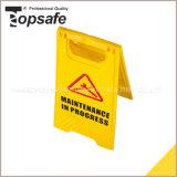 Plaque de conseil en matière plastique pour plancher humide / conseil de prudence (S-1631)