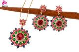 최신 판매 형식 다채로운 귀걸이 및 목걸이
