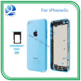 Coperchio di Backk dell'alloggiamento della parte posteriore del telefono mobile di prezzi di Faactory per il iPhone 5c 100% nuovo