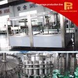 Agua mineral del SGS TUV del Ce/máquina de rellenar del animal doméstico puro de la botella de agua