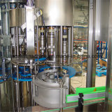 Relleno que se lava automático del zumo de fruta capsulando 3 en 1 embotelladora de la unidad