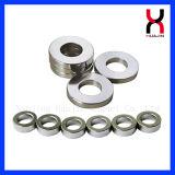 別のめっきのスピーカーのための強く強力な常置ネオジムのリング磁石