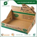 En-tête supérieur Custom Print Corrugated Display Box Wholesale