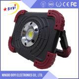 전압 3V LED 재충전용 비상등 5W를 모는 휴대용 옥수수 속
