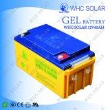 12V 65Ah sans entretien à cycle profond Batteries Gel solaire pour UPS