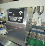 Stampatrice automatica di codice della data della bottiglia di Fuluke con il nastro trasportatore