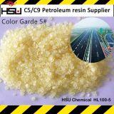 Resina C5 del hidrocarburo usada para las pinturas de la marca de camino