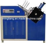 Ml400s hidráulico automático máquina de hacer la placa de papel